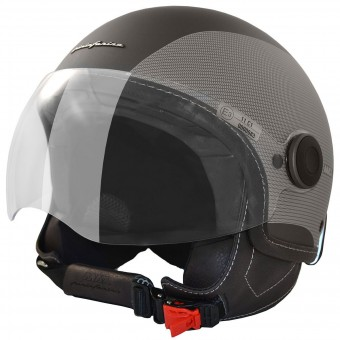 Casque Open Face Pininfarina Pininfarina City Matt Titane