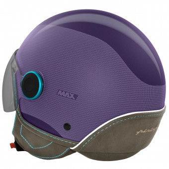 Casque Open Face Pininfarina Pininfarina City Violet