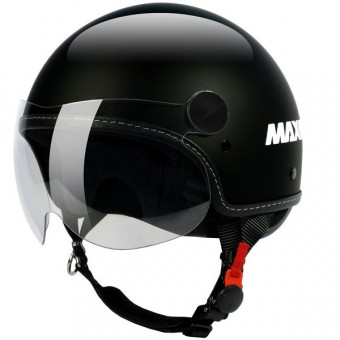 Casque Open Face MAX Pmax Black