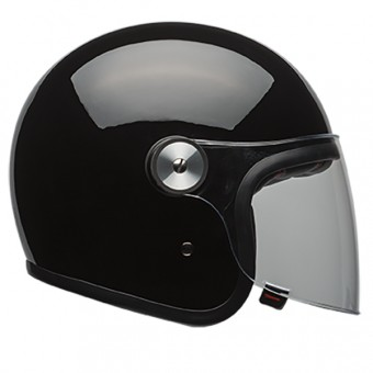 Casque Open Face Bell Riot Solid Black