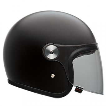 Casque Open Face Bell Riot Solid Matte Black