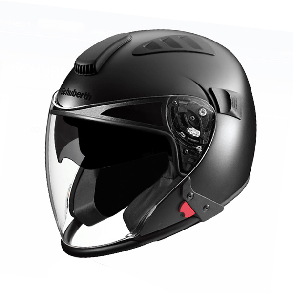 2d644d25 Helmet Schuberth J1 Black Matt ready to ship | iCasque.co.uk