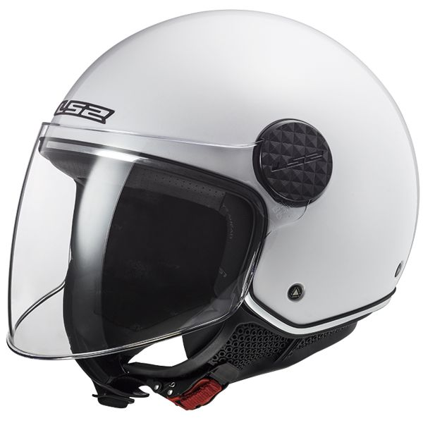 Casque Moto OF558 Sphere LUX Matt Titanium LS2