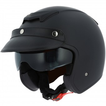 Casque Open Face Astone Sportster 2 Matt Black