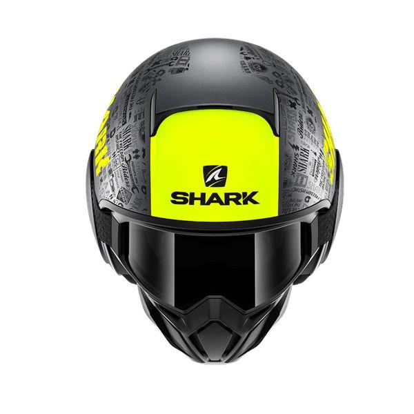 Shark Motorcycle helmets STREET DRAK HUROK MAT AYK