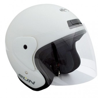 Casque Open Face Stormer Sun White