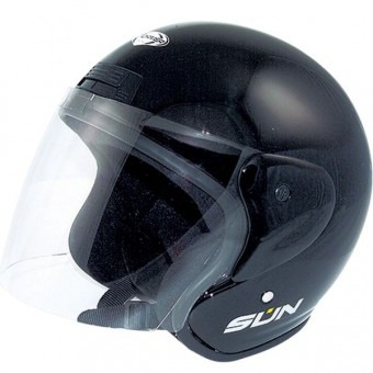 Casque Open Face Stormer Sun Black