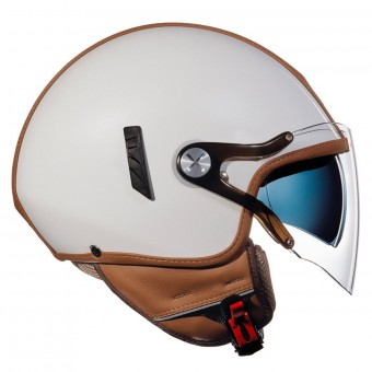Casque Open Face Nexx SX.60 Cruise 2 White Camel
