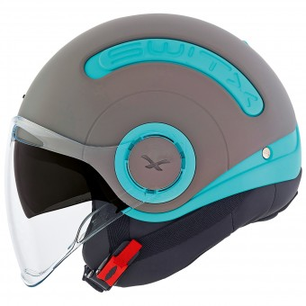 Casque Open Face Nexx SX.10 Fun Collection Concrecte Matt