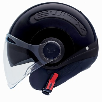 Casque Open Face Nexx SX.10 Switx Black