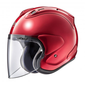 Casque Open Face Arai SZ-R Vas Calm Red