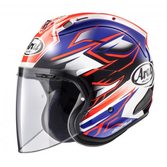 Casque Open Face Arai SZ-R Vas Ghost Blue