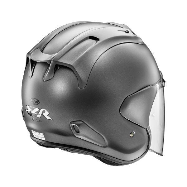 Arai SZ-R Vas Gun Metal Matt + Bluetooth Kit Sena SMH5