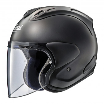 Casque Open Face Arai SZ-R Vas Matt Black