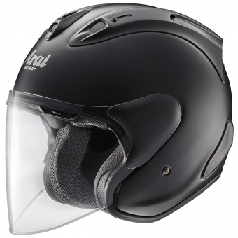 Casque Open Face Arai SZ-RAM X Black Frost