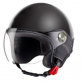 Casque Open Face Laura Smith Trendy Vision Matt Black