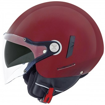 Casque Open Face Nexx X60 Vision Flex 2 Bordeaux