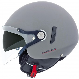 Casque Open Face Nexx X60 Vision Flex 2 Matt Concrete