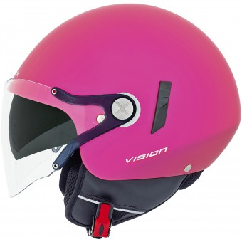 Casque Open Face Nexx X60 Vision Flex 2 Matt Pink