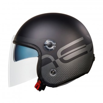 Casque Open Face Nexx X70 City X Black Matt