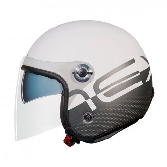 Casque Open Face Nexx X70 City X White Matt