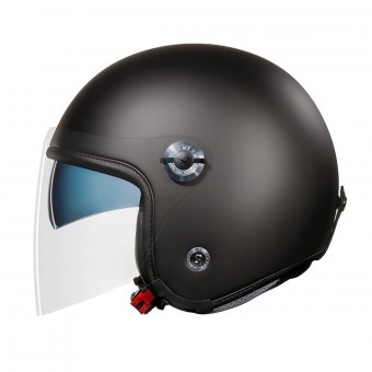 Casque Open Face Nexx X70 Plain Black Matt