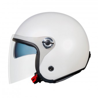 Casque Open Face Nexx X70 Plain White