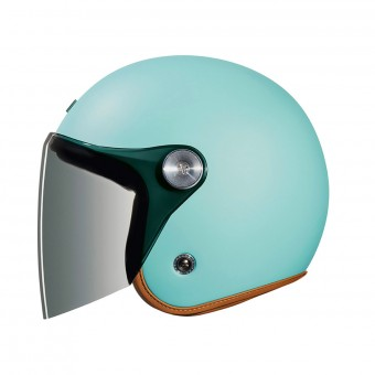 Casque Open Face Nexx XG.10 Clubhouse Aquamarine
