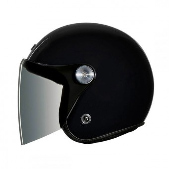 Casque Open Face Nexx XG.10 Clubhouse Black Matt