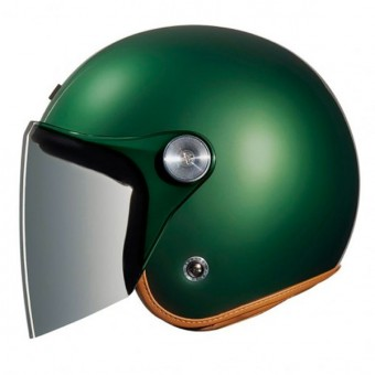 Casque Open Face Nexx XG.10 Clubhouse English Green