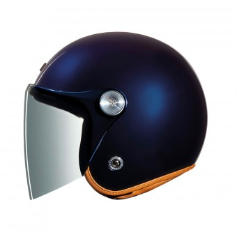 Casque Open Face Nexx XG.10 Clubhouse Navy Blue
