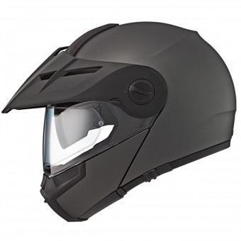 Casque Flip Up Schuberth E1 Anthracite Mat