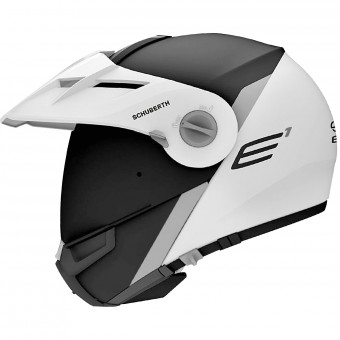 Casque Flip Up Schuberth E1 Gravity Grey