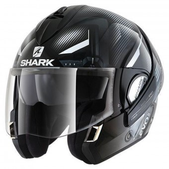 Casque Flip Up Shark Evoline Serie 3 Shazer KWW