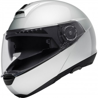 Casque Flip Up Schuberth C4 Glossy Silver