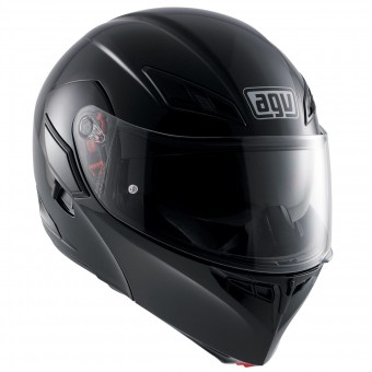 Casque Flip Up AGV Compact ST Black