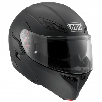 Casque Flip Up AGV Compact ST Matt Black