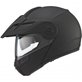 Casque Flip Up Schuberth E1 Matt Black