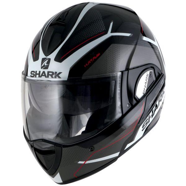 Helmet Shark Evoline Serie 3 Hataum Kwr Ready To Ship Icasquecouk