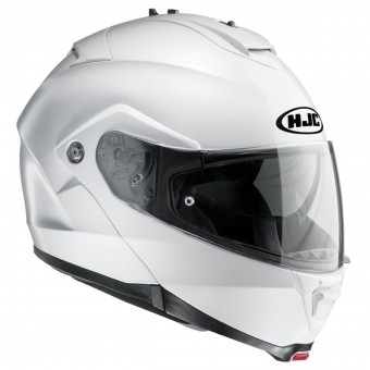 Casque Flip Up HJC IS-MAX II White