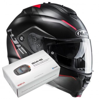 Casque Flip Up HJC IS-MAX II Dova MC1SF
