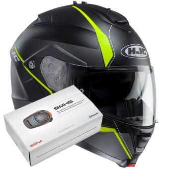 Casque Flip Up HJC IS-MAX II Mine MC4HSF