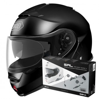 Casque Flip Up Shoei Neotec II Black