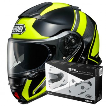 Casque Flip Up Shoei Neotec II Excursion TC3