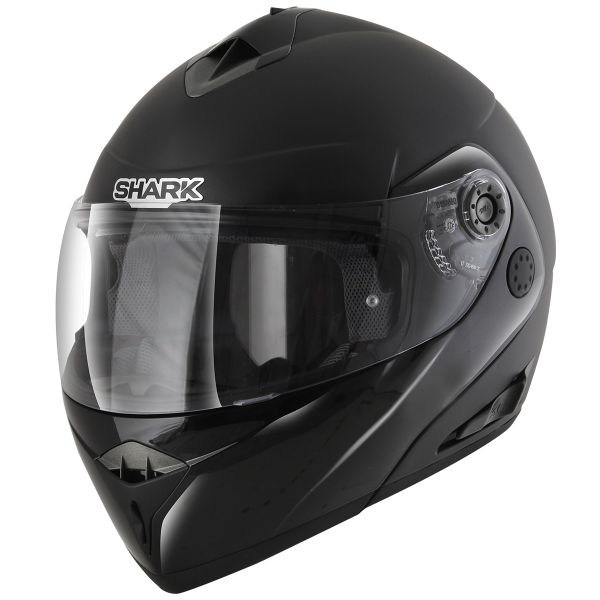 Helmet Shark Openline Dual Black Blk Pinlock At The Best Price