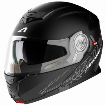 Casque Flip Up Astone RT 1200 Matt Black