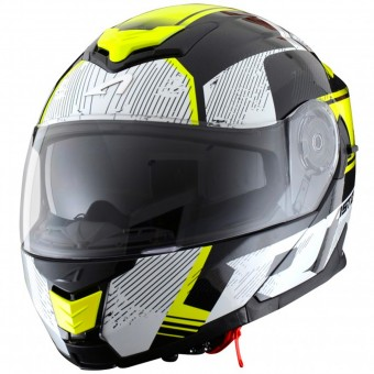 Casque Flip Up Astone RT 1200 Vip Yellow Fluo