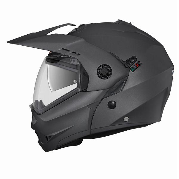 f6bbb615 Helmet Caberg Tourmax Matt Gun Metal at the best price   iCasque.co.uk