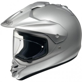 Casque Motocross Shoei Hornet DS Grey Light