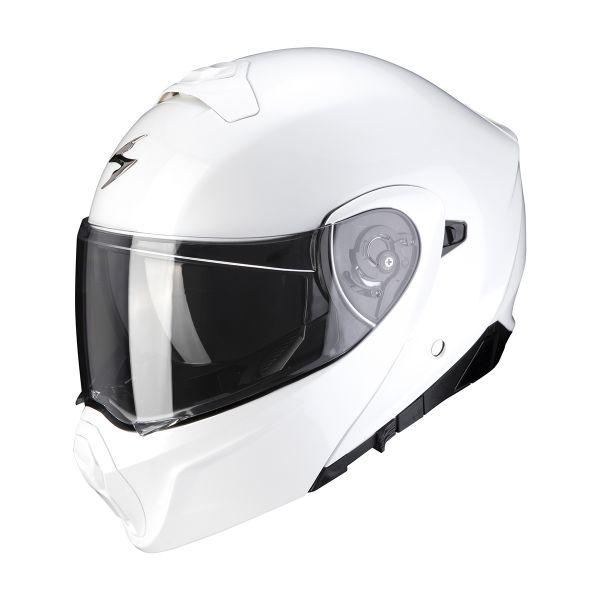 Convertible Scorpion Exo 930 Solid White